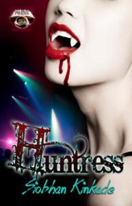 Huntress by Siobhan Kinkade