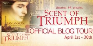 Scent of Triumph Tour Banner