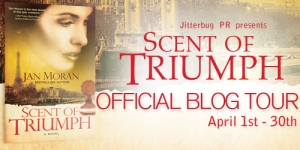 Scent of Triumph Tour Banner